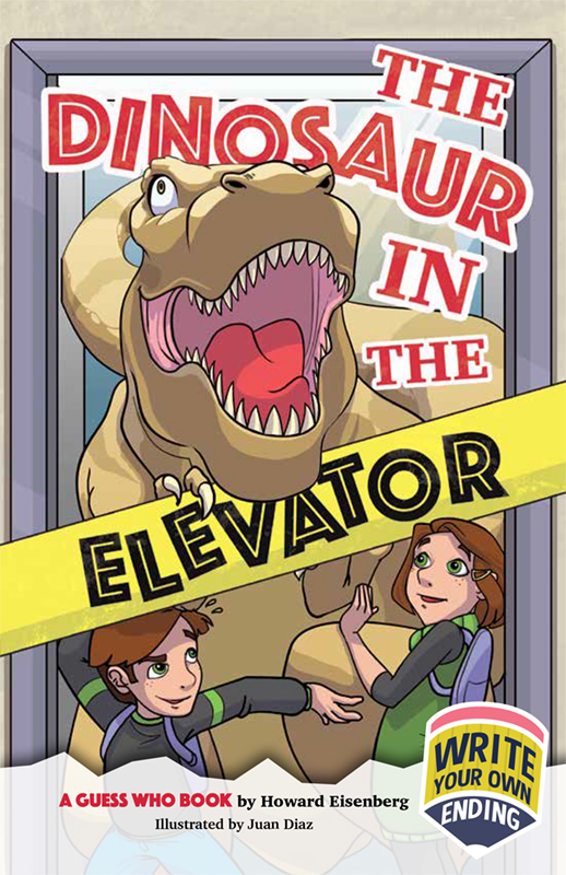 The Dinosaur in the Elevator