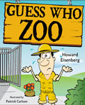 Guess Who Zoo Book