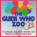 Guess Who Zoo CD $14.60